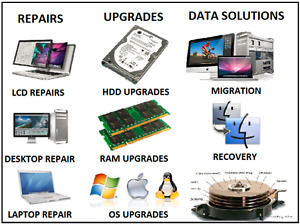 Computer Repair / Data Recovery / Network ON-SITE