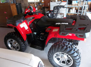 2011 Polaris Sportsman 500 HO A.T.V.