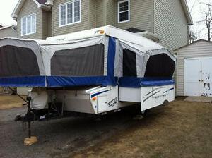 2007 starcraft 2412 tent trailer