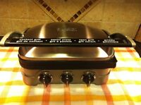 Cuisinart Griddler - Brand New Condition - used once only.