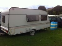 bailey avalon se 4 berth caravan