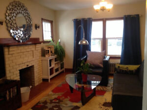 AUGUST 1 - Bright 3 bedroom - Central HFX - PETS OK