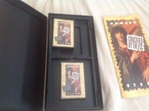 "Howard Stern ""Crucified by the FCC"" Boxed, 2 Cassette Set - 1991 Kitchener / Waterloo Kitchener Area image 2"