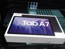 Samsung galaxy tab A7 10 inches 4gs all sim brand new