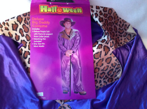 Adult one size - Big Daddy Deluxe Costume.