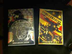 Sons of Anarchy *Seasons 1&2*