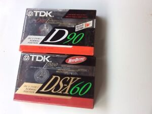 Dsx tapes