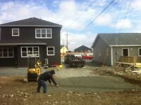 New Rock Contracting - Landscaping and Excavation