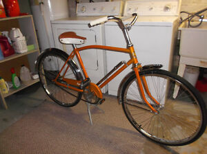 Vintage 60s Supercycle Cruiser (MINT)