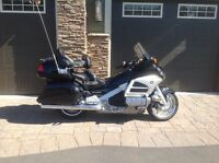 2012 Goldwing...only 14,913 Kms....Mint