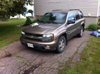 2003 chev trailblazer