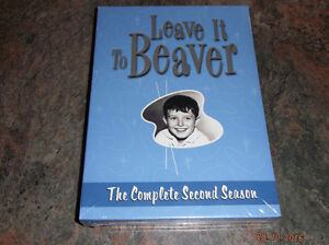33 HOURS OF...LEAVE IT TO BEAVER DVDS