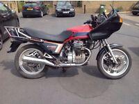 1983 Honda CX500 Eurosport Motorbike For Restoration Or Cafe Racer Conversion.