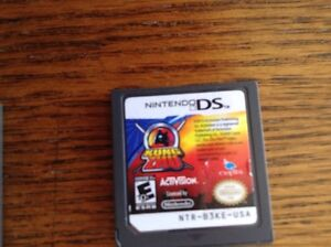 Nintendo DS games for sale, assorted