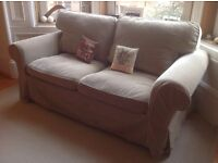 2 seater sofa (nearly new)