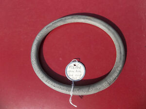 1936 Ford spare tire housing lock ring seal ..... brand new London Ontario image 1