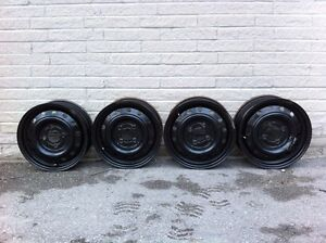14 inch Rims  4x108 Bolt Pattern  Kawartha Lakes Peterborough Area image 1