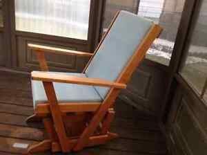 Chaise berceuse