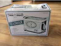 Brand new Swan brand Teasmade