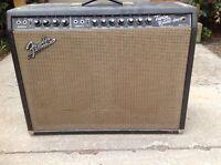 Vintage Fender 1965 Twin Reverb