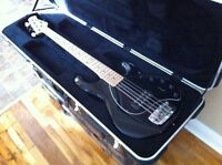Trading this Musicman for a PBass