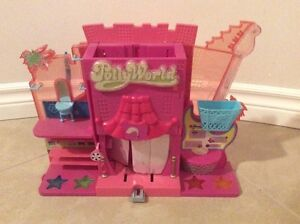 Polly World for Polly Pockets Kitchener / Waterloo Kitchener Area image 2