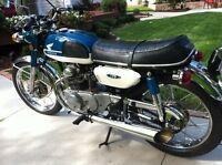 1969 Honda CB175 for sale