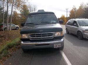 1998 Ford F-150 Minivan, Van