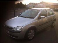 Vauxhall Corsa 1.2 Sxi, Service history, 12 months mot, 5 Door cheapest nationally