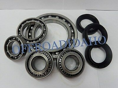 FRONT DIFFERENTIAL BEARING & SEAL KIT ARCTIC CAT 500 4x4 w/AT MT 2000 2001 00 01