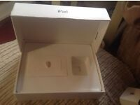 IPad 4 Apple only box 16GB White £5