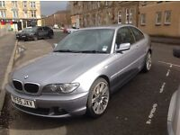 2005 BMW 318 CI. COUPE. SPARES/REPAIRS/PARTS.