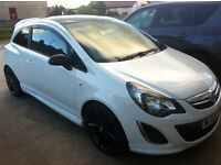 Vauxhall corsa d 1.2 limited edition 63plate, 28k miles