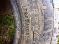 BF Goodrich Rugged T/A Tires for Sale