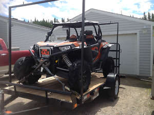 2014 RZR 1000XP with many extras