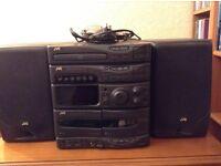 Mini hi-fi with speakers