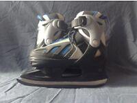 SFR Limited Edition Adjustable Ice Skates