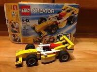 LEGO Creator 3-in-1 Set: Super Racer