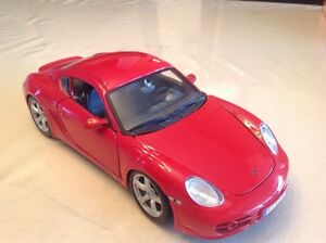 Voiture de collection Porsche Cayman S