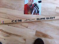 Bobby Hull Hockey Stick