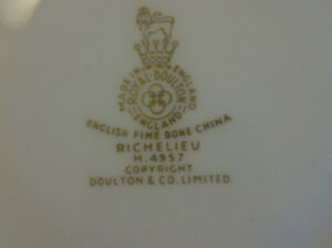 royal doulton richelieu Kitchener / Waterloo Kitchener Area image 5