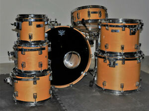 Drum 7mcx Taye Studio Maple (shell pack ou drum complet)