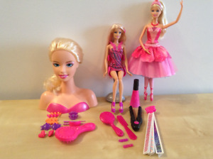 Ensemble Barbie