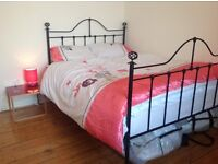 Lovely large double room for flat share with amazing view