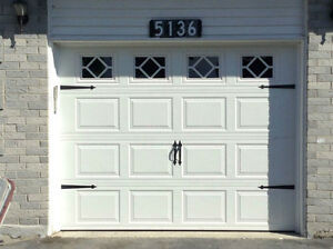 Limited quantity ! Insulated Garage Door