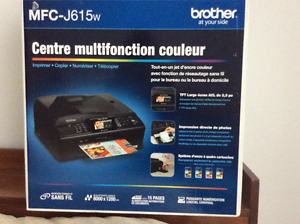 Imprimante multifonctions Brother MFC615w