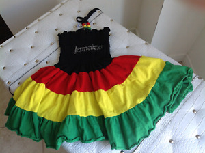 Girls 2T dress from Jamaica
