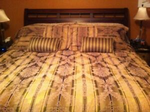 King Duvet Cover & Access-OSOYOOS
