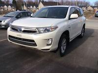 2013 Toyota Highlander Tissu Familiale
