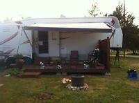 5th wheel travel trailer for sale